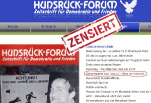 HunsrueckForum45_1991_TitelBild3